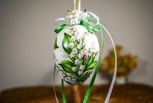 Easter eggs & decoration
