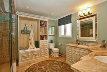 Bathroom Inspiration / by Mary