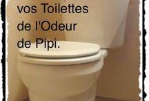 Nettoyer wc
