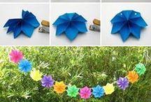 Paper Crafts - Ideas