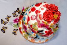 My own cake creations - Nyammies Cakes / I'm into home baking and do a great deal of funky themed cakes. LOVE my job!!!