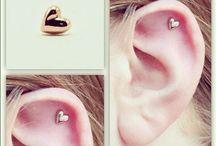 Nápady na piercing
