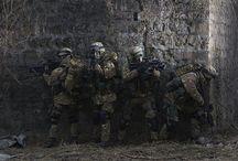military skills