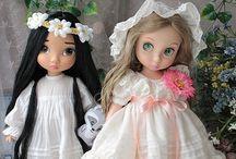 Куклы Disney