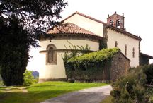 Prerrománico y Románico de la Comarca de la Sidra