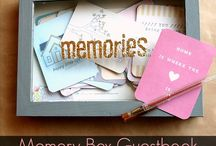 For memories