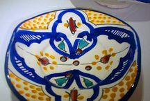 ceramica vasi e piatti (marocco)