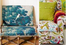 Tendencias loro / La tendencia de decoración del hogar con loros está volando alto.