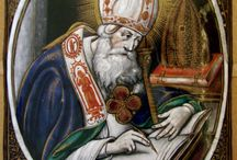 Saint Ambrose, Patron Saint of Bee Keeping and Mead Making