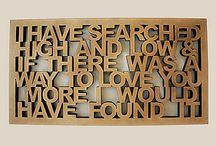 Profound / by Sara Bjarnason