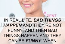 The Love Quotes Celebrity Quotes : 23 Inspiring Jennifer Lawrence Quotes Every Girl Should Live Her Life By. Wow th…