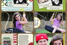 Scrapbook - Project Life - Kelly Mobley