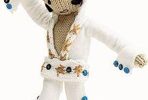 Knits, Crochet & Fibers