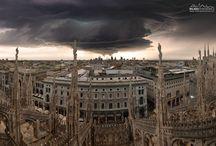Milano foto panoramiche