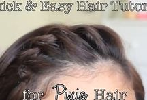 Cute haircuts and styles / by Heather Monroe