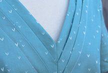 Notre patron Tremplin / Patron de couture de la blouse et robe Tremplin par Eglantine et Zoé Sewing pattern Tremplin Couture DIY Sewing Eglantine et Zoé