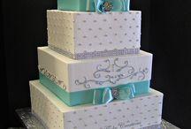 Tiffany blue and chocolate too