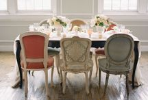Dining rooms / by Michelle Clark