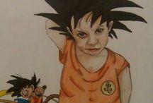Portrait d'enfant / Portrait d'enfant avec thème ou sans...