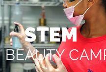 STEM Beauty Camp