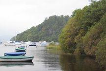 Angleterre, du nord au sud / Lac, forêts et cercle de pierre forment le folklore de ce royaume