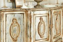French decor / French inspired decor