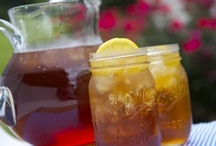Refreshing Drink Recipes / Kick back and enjoy these amazing drink recipes! From lemonades, sweet teas, punches and more!