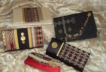 sacs et pochettes  / magnifiques sacs traditionnels