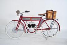 Vintage Motorcycles / by Josh Graham