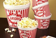 Movie Night Ideas / When I buy my home, I would really like to build a home theater room so I can invite my family over and we can have movie night!