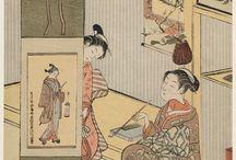 Suzuki Harunobu  鈴木春信