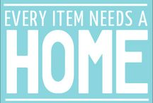 Home Environment / Tips for creating a clutter-free, healthy home.