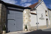 Maison de Champagne Damien-Buffet à Sacy