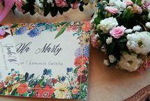 Janek.W / Efekt pracy Janka.W - naszej skromnej, ale całym sercem zaangażowanej pracowni florystycznej.