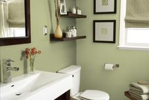 Bathroom Ideas / by Jennifer Hackett