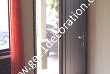 pintu aluminium & kaca / Melayani pabrikasi & pemasangan produk pintu lipat, pintu geser, pintu swing Kontak : 085811430611 - 081281140189 WA : 087878535337 PIN BB : C0013FA79