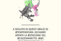 #WalterCampanella #Wc #walter_woce / Doppia W