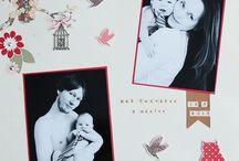 My work: Scrapbooking/Cardmaking