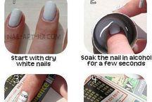 Vernis à ongles!