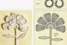 Irish crochet / by Rita Leggio