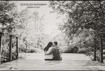 Melissa and Brandon's Engagement Shoot