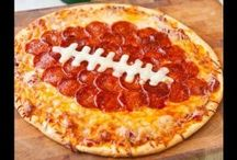 superbowl eats / by Denise Barrows