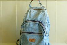 Batohy, tašky....
