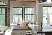 Cabin dreaming / If I ever have a cabin...