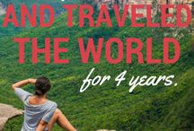 Travel Lifestyle / For those who think 'to travel is to live.'