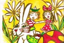 Art kids / by Maria de los Milagros Baylac