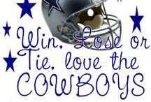 Cowboys Baby!!!! ♥ / by Barbara Athanasatos