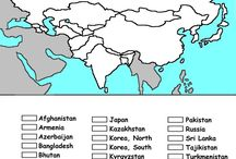Geography/Asia