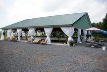 Wedding pavilion / by Samantha Spalholz