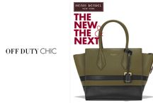 The New & The Next: Off Duty Chic